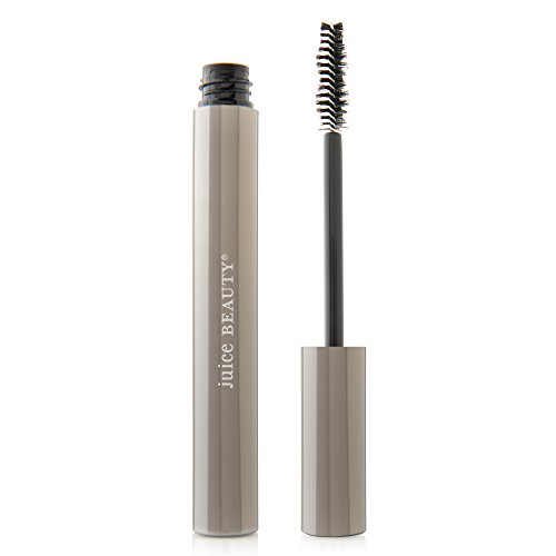 Juice Beauty Phyto-Pigments Ultra-Natural Mascara (Black), Volumizing Nutrient-Rich, Vegan, Cruelty-Free, Certified Organic Ingredients, Paraben Free, Mineral, No Chemical
