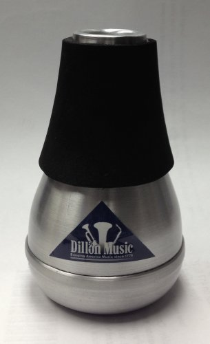 Dillon Trumpet Practice Mute by Dillon Music