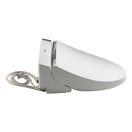 TOTO Washlet C200 Elongated Bidet Toilet Seat with PreMist, Cotton White - SW2044#01 by TOTO (Image #6)
