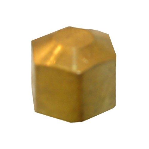ch Compression Brass Cap ()
