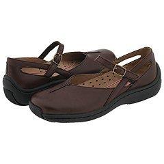 Klogs Footwear Women's Portland Shoe, Woodland Patent, 7 M by Klogs