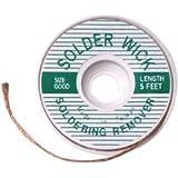 SW-3 Desoldering Wire Roll in Handy Dispenser, 1.5m
