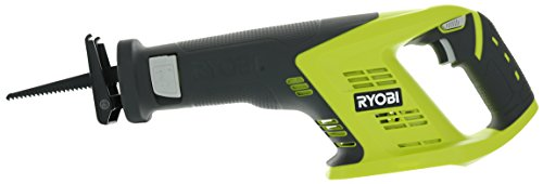 Ryobi P515 One+ 18V 7/8 Inch Stroke Length 3,100 RPM Lithium Ion Cordless Reciprocating Saw with Anti-Vibration Handle (Batteries Not Included, Power Tool Only) Review