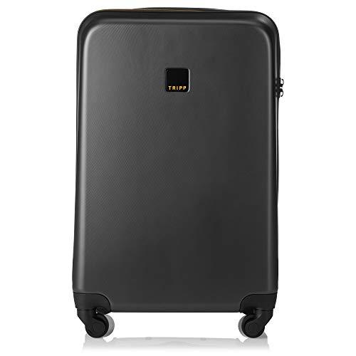 Tripp Graphite Style Lite Hard Medium 4 Wheel Case