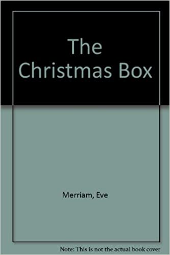 The Christmas Box Eve Merriam David Small 9780688052560 Amazon