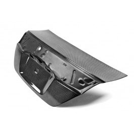 Seibon Carbon Fiber Trunk Lid for 2012-2013 Honda Civic ()