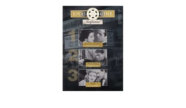 Amazon.com: Joyas Del Cine De Suspense (Import Movie) (European Format - Zone 2) (2011) Varios: Movies & TV