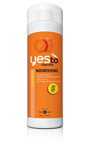 Yes To Carrots Nourishing Shampoo Review