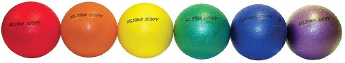 Ultra Soft Playground Ball Set by Great Lakes Sports