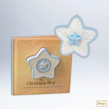 Hallmark Keepsake Ornament The Christmas Star Storybook and Ornament Set ()
