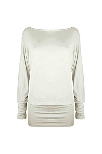 Oops Outlet Damen Long Sleeve Mehrfarbig
