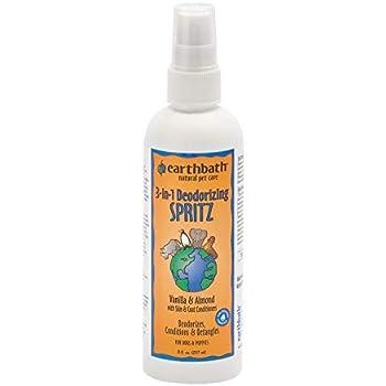 Vanilla Almond Scent 3-in-1 Deodorizing Spritz, 8 oz pump spray