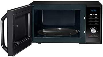 Samsung MG23F301TCK Encimera 23L 800W Negro - Microondas (Encimera ...