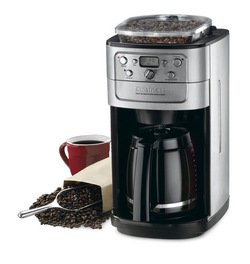 Cuisinart Automatic Coffeemaker Adjustable Permenant