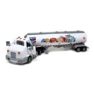 Chevron Cars Travis Tanker, 2 Piece Set, Cab & Tanker
