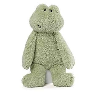 GUND Huggins Frog Stuffed Animal Plush