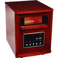 Lifesmart Deluxe Stealth Series Stealth 1 Dual Tech 800 Square Foot Infrared Heater
