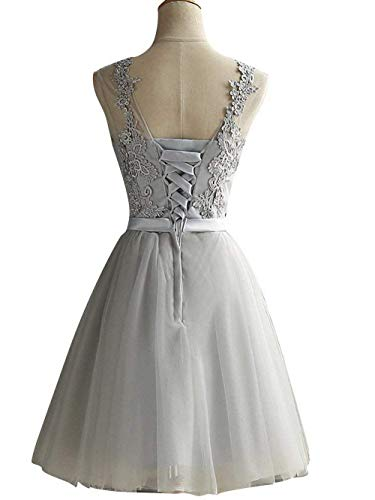 Honor Lila Corto Noche Baile Dama Vestido De Jaeden Novia 8qxnwa7CI