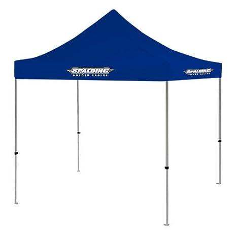 Spalding 9 ft x 9 ft Royal Tent u0027Word Marku0027  sc 1 st  Amazon.com & Amazon.com : Spalding 9 ft x 9 ft Royal Tent u0027Word Marku0027 : Sports ...