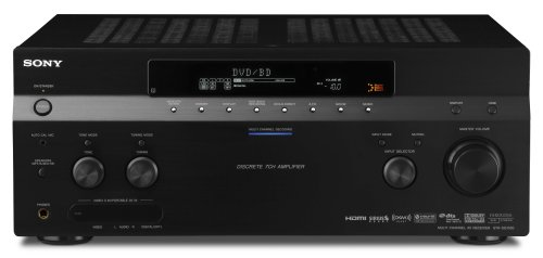 Sony STRDG2100 7.1-Channel Surround Sound A/V Receiver (Discontinued by Manufacturer)