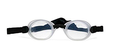 Quartz Silicone Hydrating Sleep Mask for Nighttime Dry Eye Relief ()