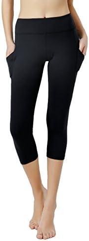 【VIGORPACE】七分丈 ブラック トレーニング レディース ロングパンツ ヨガパンツ ファッション 伸縮性 透けない素材 メッシュ スポーツ ジム ヨガウェア フィットネスウェア パンツ