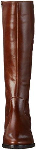 Gabor Fashion, Stivali da Equitazione Donna Marrone (Sattel 32)