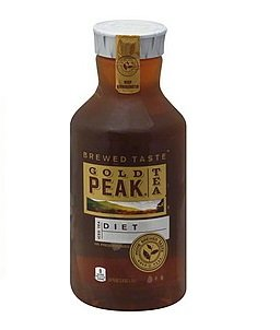 Gold Peak Diet Tea, 59 Fl Oz (Pack of 6)