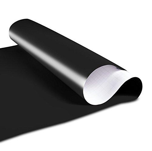 Adhesif Thermoformable Moto brillant Motea 75x100cm noir