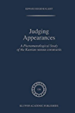 Judging Appearances: A Phenomenological Study of the Kantian sensus communis