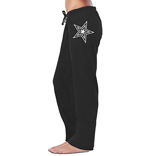 DJ Pauly D Television Personality STAR LOGO Ladies Drawstring Jogger - Shore Pauly D Jersey Dj
