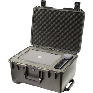 IM2620-00000 IM2620 Case Black w/ BBB Pelican Storm Multi Media Accessory Case