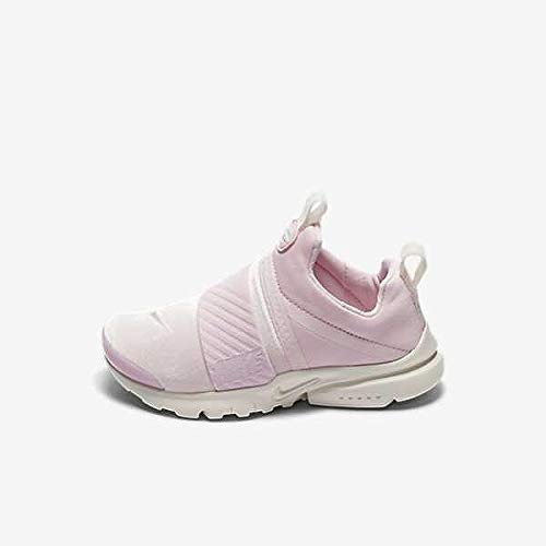 Nike Presto Extreme SE Little Kid's Shoes Arctic Pink/Igloo/Sail aa3515-600 (2 M US) by Nike (Image #1)