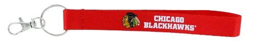 aminco NHL Chicago Blackhawks Wristlet Key ()