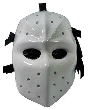 HEAT WHITE AIRSOFT HOCKEY GOGGLE MASK,Airsoft Hockey mask,Heat mask,Goalie mask,Goalie masks,Goaltender masks,Airsoft face mask,Paintball masks,Paint ball mask,Army of two airsoft mask,Masks paintball,BB gun ()