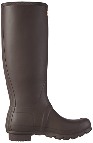 Chocolate Boots Brown Women's Original Tall Hunter Rain Bitter B0Oaaw