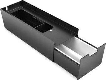 Jura Black Cup Warmer Accessory Drawer by Jura