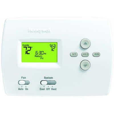 Digital Thermostat, 1H, 1C, 5-2 Program