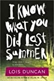 I Know What You Did Last Summer, Lois Duncan, 0671494171