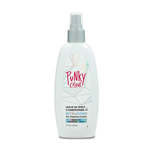 Punky Colour Intrabond Leave-In Spray Conditioner with Hair Repairing Complex, 6 oz