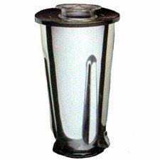 Blendin Stainless Steel Blender Jar and Lid for Oster and Osterizer