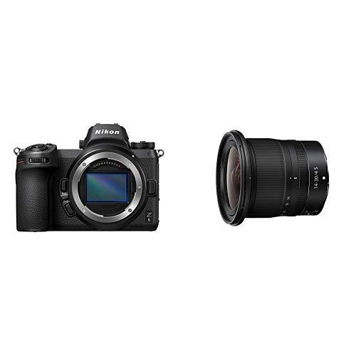 Nikon Z6 FX-Format Mirrorless Camera Body with Z 14-30mm f/4