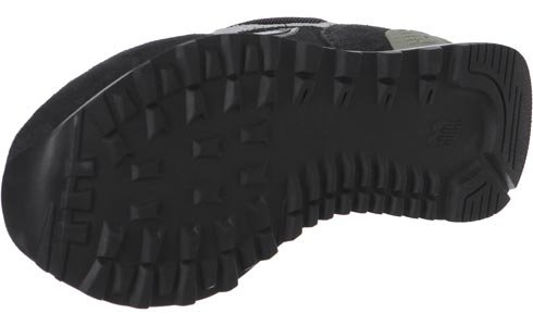 Balance Herren WL574 Black New Schwarz Grün Brown Sneakers 8ZUdxwq