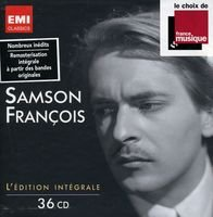 New Emm Emi Classics Samson Francois L'Edition Integrale Product Type Compact Disc Classical Artist ()