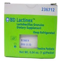 BD Lactinex Granules Probiotic Dietary Supplement – 12 Ea Review