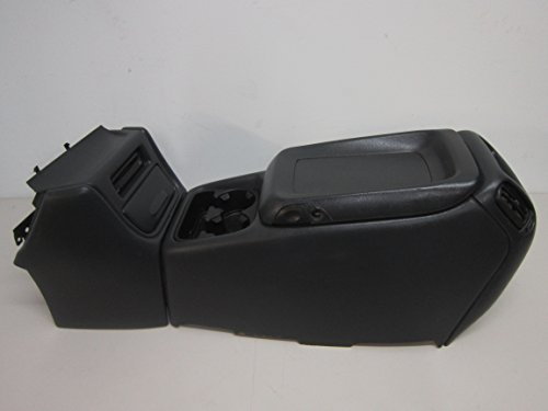 03 gmc center console - 6