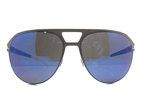 Mykita Sunglasses New Patented Handmade Genuine Germany Mod Aron 58 mm Grey - Mykita Sunglass