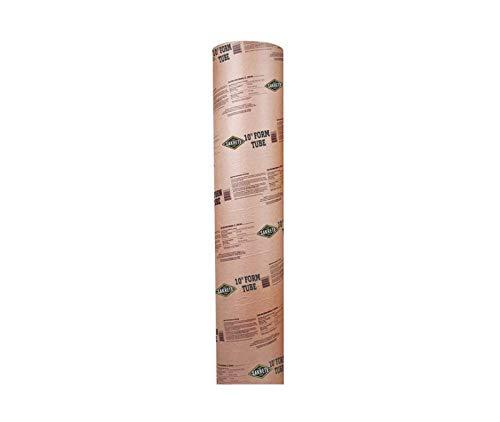 - SAKRETE OF NORTH AMERICA 692202 10x4 Concrete Form Tube