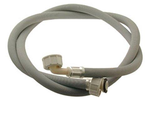 Tubo de carga Agua para Lavadora cm 150 con curva universal ...
