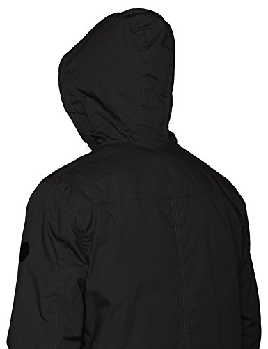 Negro Jacket 9000 Chaqueta Thang Black Hombre Solid wIvfdqf